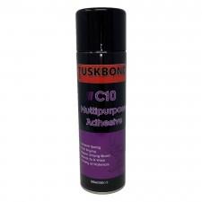Tuskbond C10 Multipurpose Adhesive Glue Aerosol