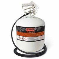 Tuskbond HGL100 – Mist / Pebble Spray Adhesive Glue Canister 14kg