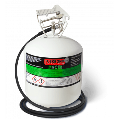 Tuskbond NC101 – Non Chlorinated Contact Adhesive Canister 13kg