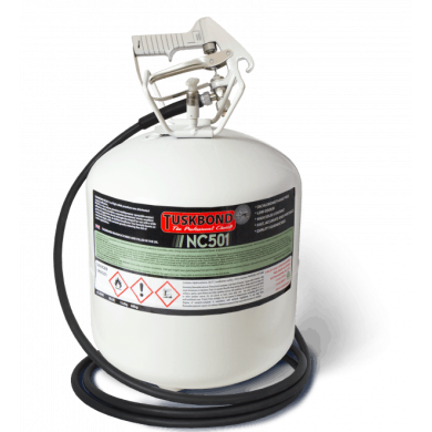 Tuskbond NC501 – Premium Non Chlorinated Contact Adhesive Canister 13.6kg