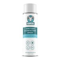 Ramsol Anti-Bacterial Sanitiser Spray 500ml Aerosol
