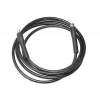 Ramsol Black Rubber Hose- 4 Metre