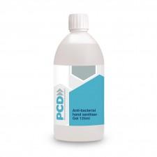 Anti-Bacterial Hand Sanitiser Gel – 125ml - 72.5% Alcohol Content